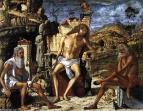 Размышления о Страстях Христовых 1510, Музей Метрополитен, Нью-Йорк