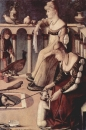 Две дамы венецианки. Музей Коррер. Венеция