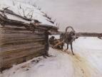Зимой. 1898