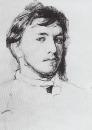 Автопортрет. 1885