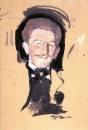 Портрет Льва Бакста. Вторая половина 1900-х