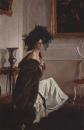 Портрет княгини О.К.Орловой. 1911