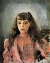 Портрет вел. княжны Ольги Александровны. 1893