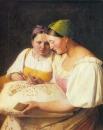 Гадание на картах. 1842. ГРМ