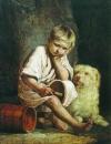 Вот-те и батькин обед. 1824, ГТГ