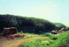 На острове Валааме. 1869