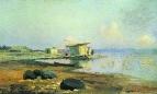 Берег. Штиль. 1867