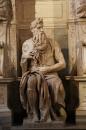 Моисей. Ок. 1515. Рим, церковь Сан-Пьетро-ин-Винколи.