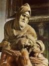 Пьета (Положение во гроб) собора Санта Мария дель Фьоре. Мрамор.