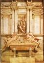 Гробница герцога Лоренцо. Капелла Медичи. 1524—1531. Флоренция, собор Сан-Лоренцо.