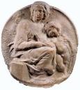 Мадонна Питти. Ок. 1504—1505. Флоренция, Национальный музей Барджелло.