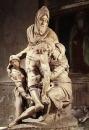 Пьета (Положение во гроб) собора Санта Мария дель Фьоре. Мрамор. Ок. 1547—1555. Флоренция, Музей Опе