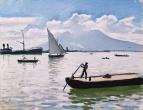 Неаполитанский залив 1909 Эрмитаж Санкт-Петербург