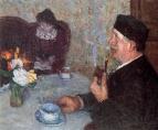 Портрет отца художника 1898