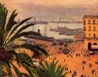 Марке Альбер :: Place du Gouvernement, Algiers 1927