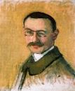Aвтопортрет  1904