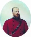 Портрет Александра III. Холст, масло. Владимир