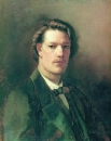 Портрет М.И. Пескова. 1863 Холст, масло. ГРМ
