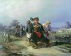 Возвращение с сельской ярмарки. 1868 Холст, масло. ГТГ