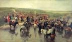 «Спасов день на севере» 1887 Государственная Третьяковская галерея