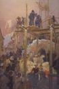 Славянский эпос. Ян Милич из Кромержиржа, 1916
