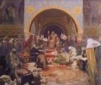 Славянский эпос. Царь Симеон Болгарский, 1923
