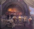 Славянский эпос. Чешский король Пржемысл Отакар II - союз славянских династий, 1924