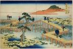 Мост Яцубаси в провинции Микава