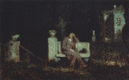 Лунная ночь. Раздумье. 1876-1890