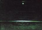 Лунная ночь на Днепре. 1898-1908