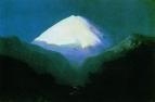 Эльбрус. Лунная ночь. 1890-1895