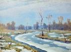 Ранняя весна. 1890-1895