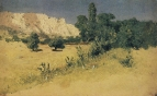 Крым. Яйла. 1885-1890
