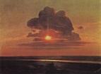 Красный закат. 1898-1908