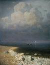 Ладожское озеро. 1873