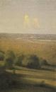 Вечер в степи. 1876-1890