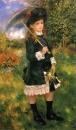 Девочка с зонтиком (Алин Нюнс)