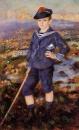 Портрет мальчика в матроске