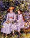 Дочери Поля Дюран-Рюэля (Мария Терезия и Жанна)