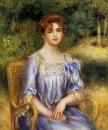 Мадам Гастон Бернхайм де Виллье, урожденная Сюзанна Адлер