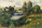 Пейзаж в Ветёе
