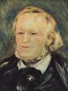 Портрет Рихарда Вагнера