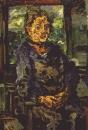 Портрет матери художника