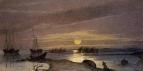 Лунная ночь на Косарале, 1848-1849