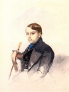 Тарас Григорьевич Шевченко  Портрет Александра Андреевича Катеринича