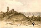 Воздвиженский монастырь в Полтаве