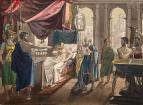 Александр Македонский проявляет доверие своему врачу Филиппу