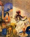 В гареме, 1843