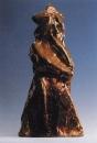 Морская царевна (Волхова). 1899-1900. Майолика. ГТГ