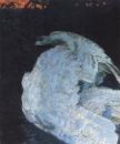 Лебедь. 1901. Холст, масло. ГТГ